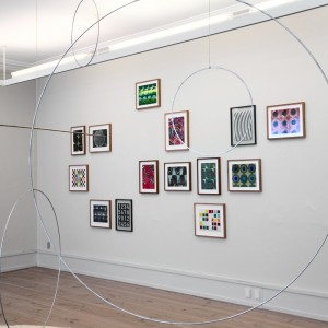 Ausstellungsansicht Form - Signage Kopenhagen