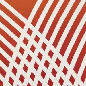 Gewaschene Geometrie: Rebecca Michaelis undogmatische Farbfeldmalerei Oliver Koerner von Gustorf