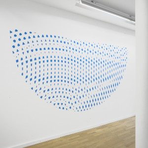 Ausstellungsansicht_These_Line_should_be_blue
