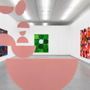 Ausstellungsansicht Galerie koal Rebecca Michaelis