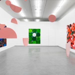 """Ausstellungsansicht Rebecca Michaelis """"Soon"""" Galerie Koal Berlin 2015"""